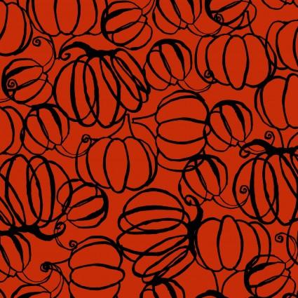 Midnight Glow Y2968-37 Dark Orange