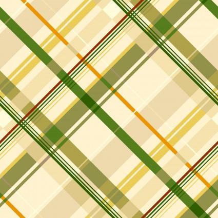 Autumn Air Pretty Plaid Green 3003-21