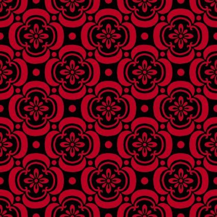 Ruby Night- Cherry blossom lt red- Y3089-4