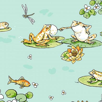 Leap Frog Aqua Lg Frogs