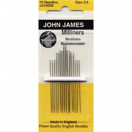 John James Milliners Needles