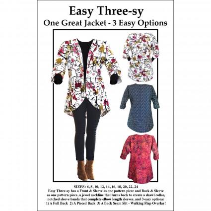 Easy Three-sy Jacket