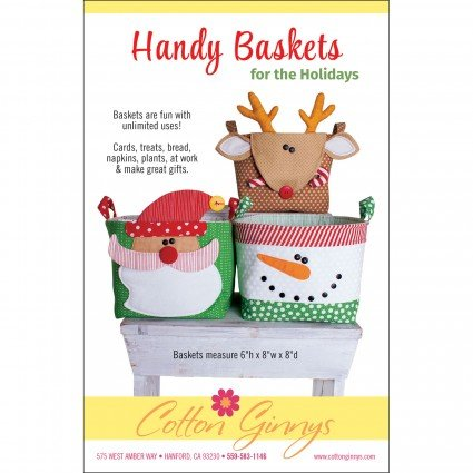 Handy Baskets For the Holidays
