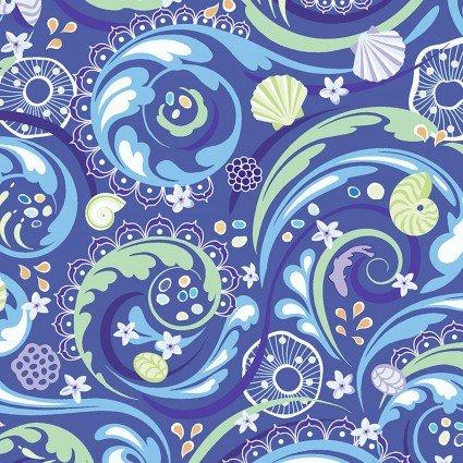Crescendo Ocean Blue