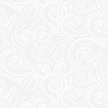 Crescendo Waves White