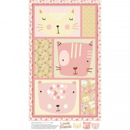 Little Friends - Pink