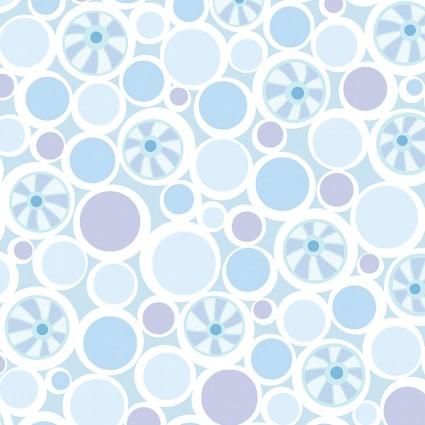 Free Motion Fantasy Pebbles Blue