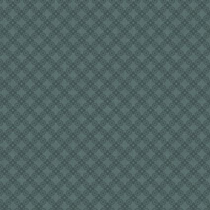Diamond Lattice Teal-6848-84-Farm Sweet Farm