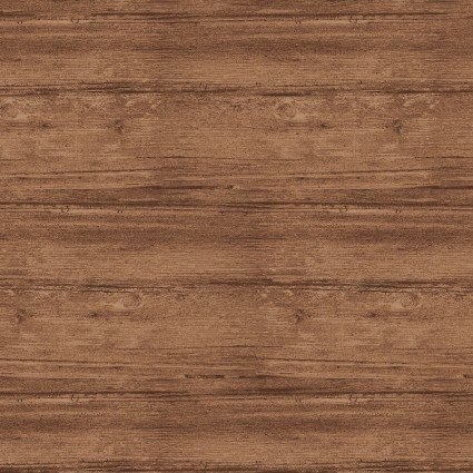 108 Washed Wood Flannel- Nutmeg