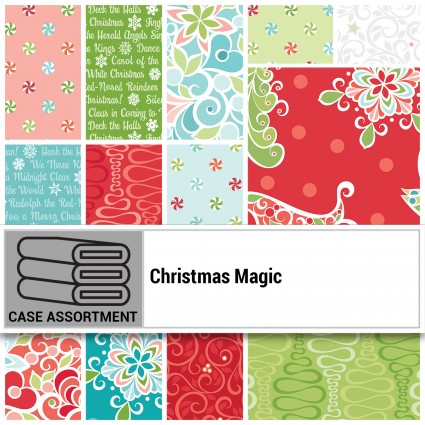 Christmas Magic 10x10 pack