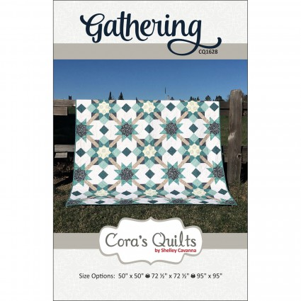 GATHERING - PATTERN - CORA'S QUILTS