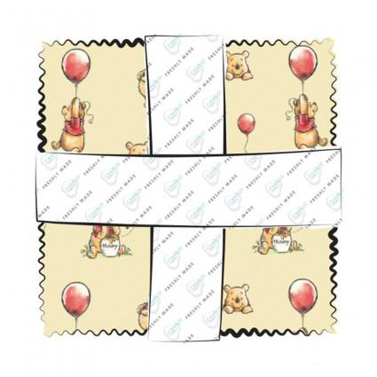 CAMALOT Winnie the Pooh 5 CHARMS CAM85430509CHA