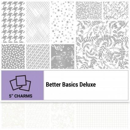 Better Basics Deluxe 42 5x5  100% Cotton Squares
