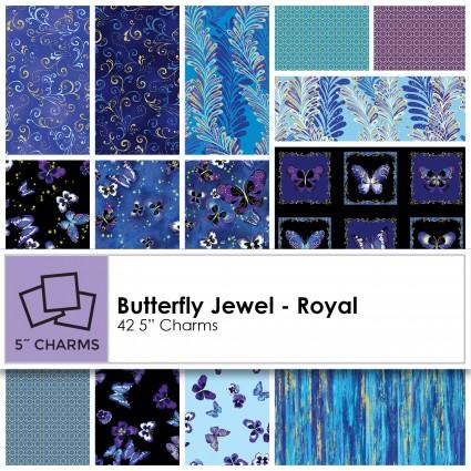 Butterfly Jewel - Royal