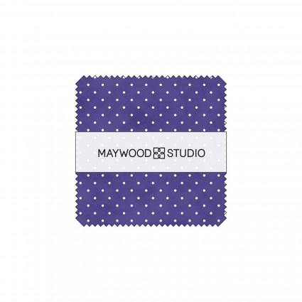 Maywood - Beautiful Basics/Classic Dot 5 Charms (42) - CP-MAS609