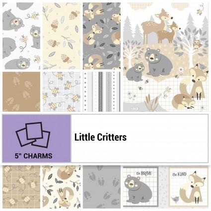 Little Critters, CP-PNBLITC 5 Squares