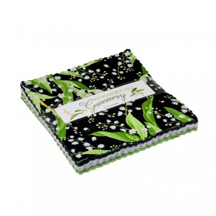Maywood Studio - Greenery Charm Packs