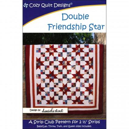 Cozy Quilt Designs - Double Friendship Star