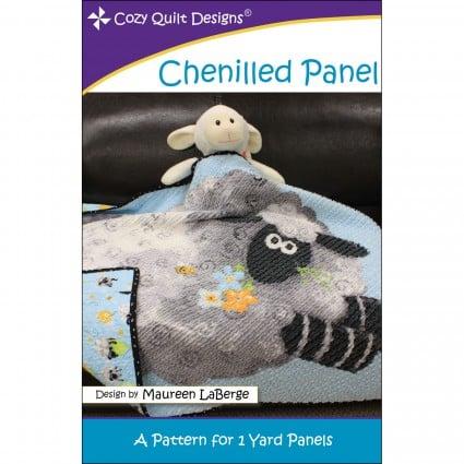 Chenilled Panel