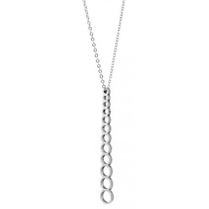 Needle Gauge Necklace