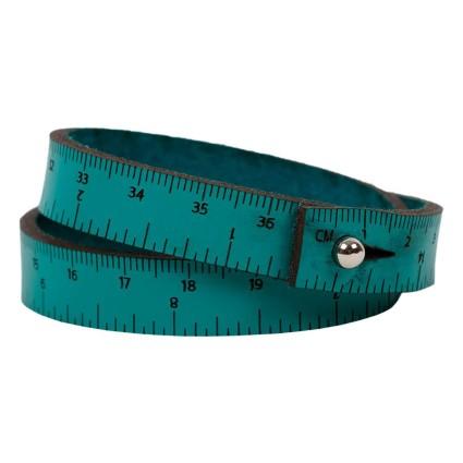 15 Wrist Ruler - TEAL