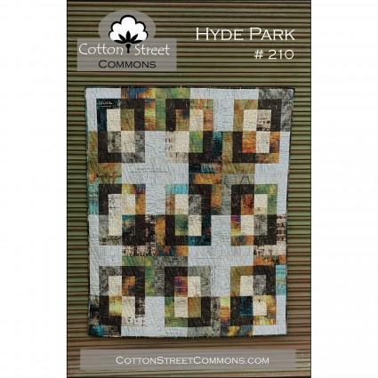 Hyde Park Quilt Kit 60 x 72