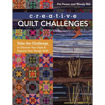 Creative Quilt Challenges - CTP11117