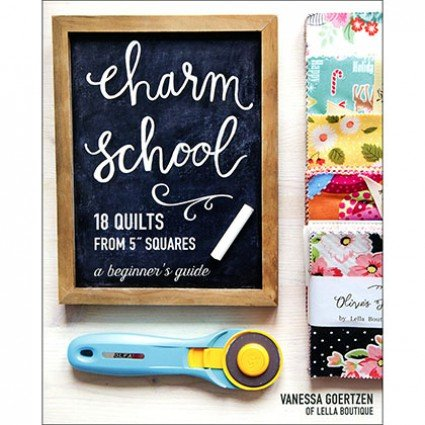 Charm School by Vanessa Goertzen for Lella Boutique