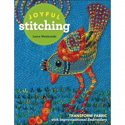 JOYFUL STITCHING - BOOK - C&T PUBLISHING
