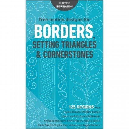 Free-Motion Design for Borders - C&T Publishing - 11293