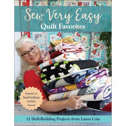 Book of Sew Very Easy Quilt Favorites