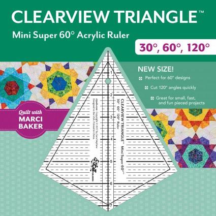 Clearview Triangle mini Super 60