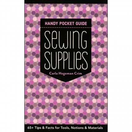 Sewing Supplies Booklet