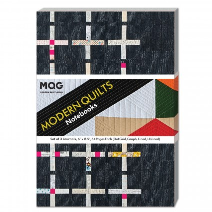 Modern Quilts Notebook