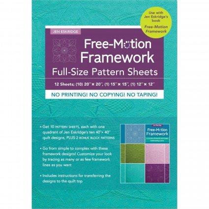 Free Motion Framework Sheets