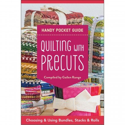 Quilting with Precuts Handy Pocket