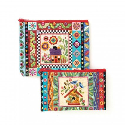 Eco Pouch 2pc Set