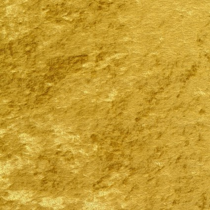 David Textiles - Crushed Panne Velour - Gold
