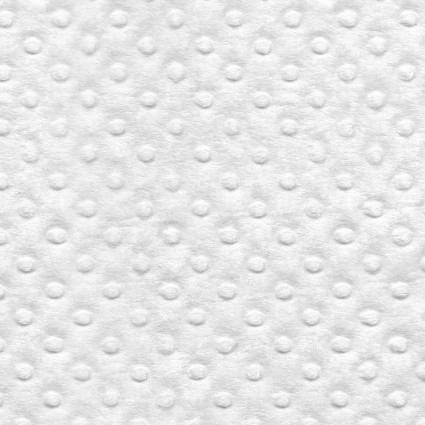 Bubble Dot Plush Solids Minky 60