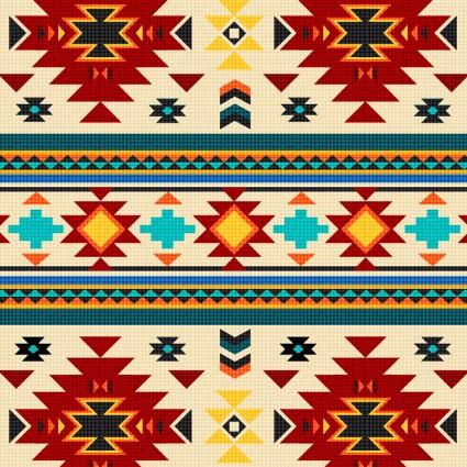 Southwest Sunset<br/>David Textiles 6847-7C-1