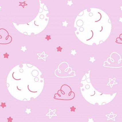Fabric Dreamtime Nursery Flannel