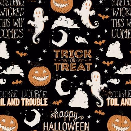 Wicked Halloween Print #5632-9