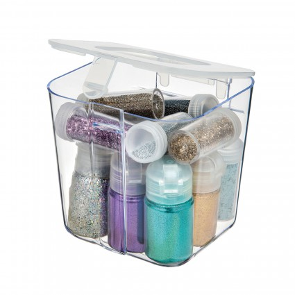 Stackable Caddy Container