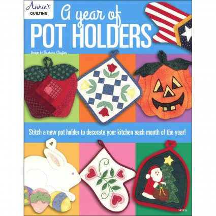 Year of Pot Holders