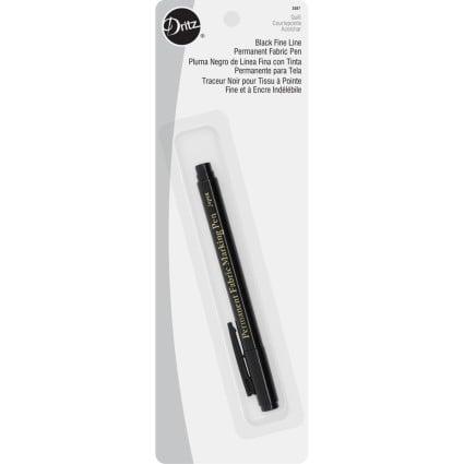 Fine Line Permanent Fabric Pen