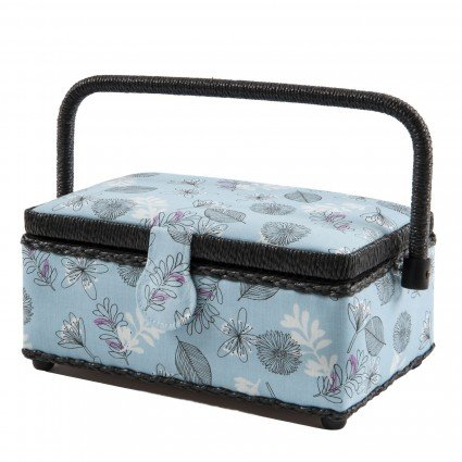 Small Rectangle Sewing Basket