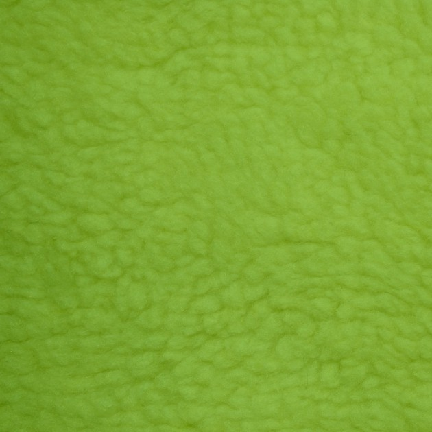 Anti Pill Fleece Lime
