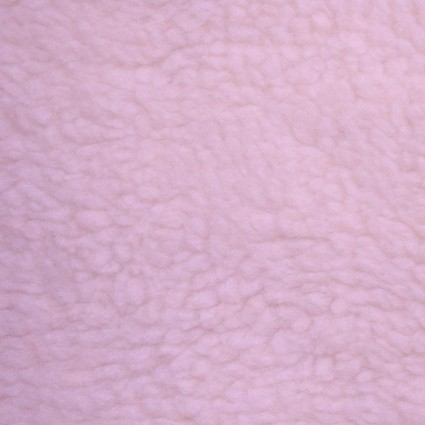 Anti Pill Fleece Light Pink
