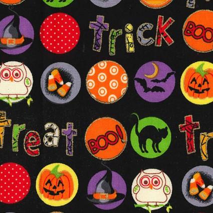 Crafty Cottons Halloween