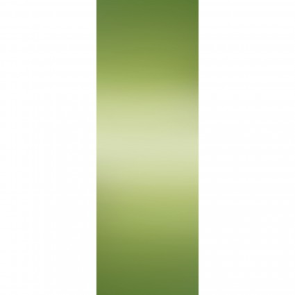 Ombre Sateen - Lime
